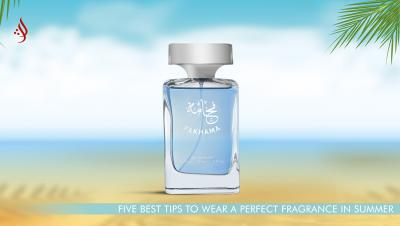Best Tips to Wear a Perfect Fragrance in Summer