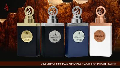 Amazing Tips for Finding your Signature Scent